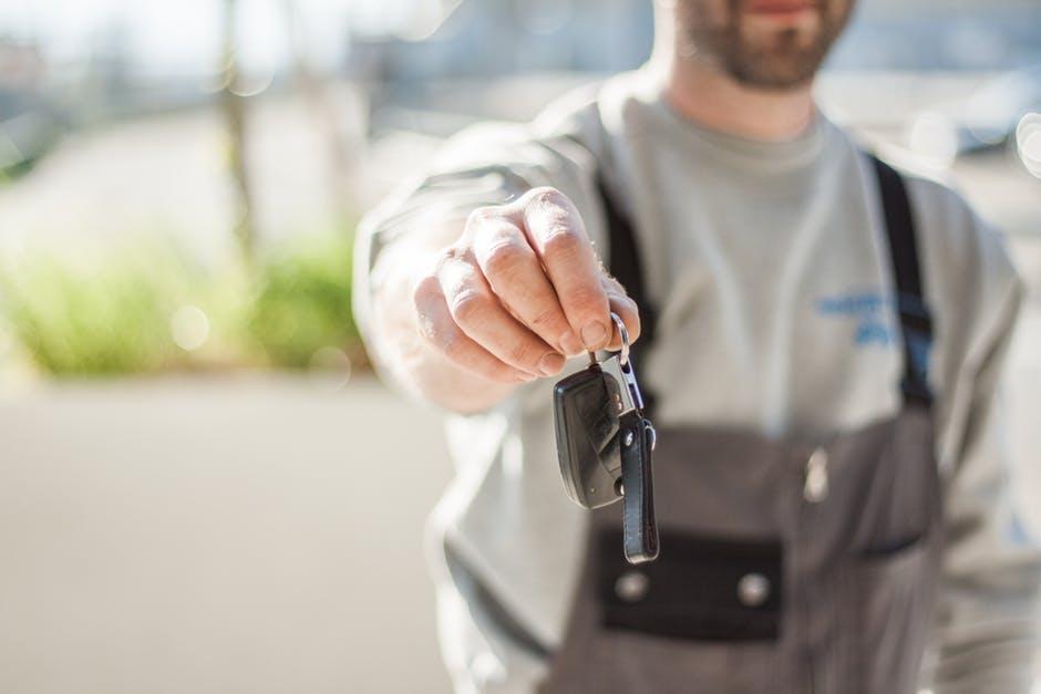 car dealership visit